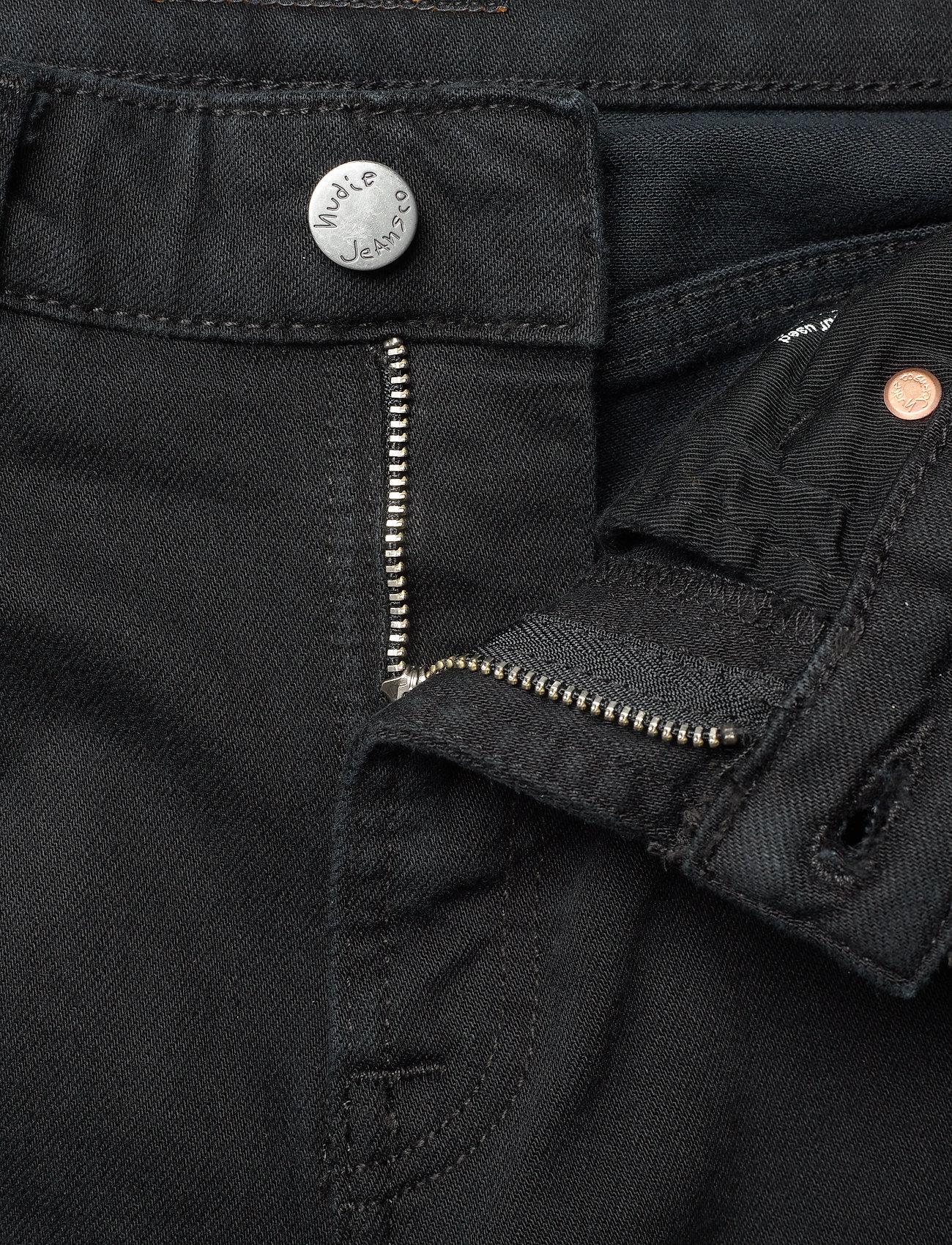 Nudie Jeans - Straight Sally - straight regular - everblack - 3
