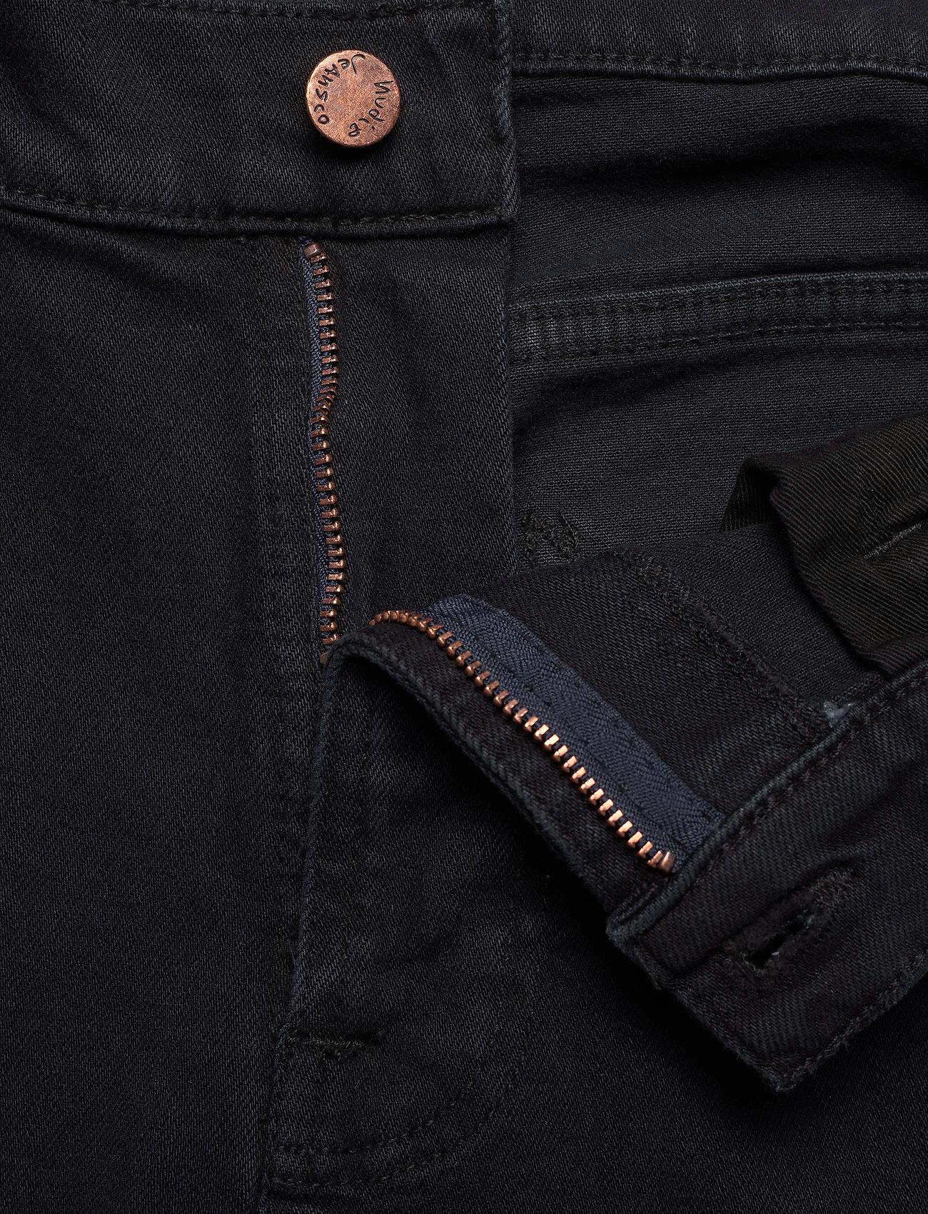 Nudie Jeans - Lean Dean - slim jeans - black skies - 3