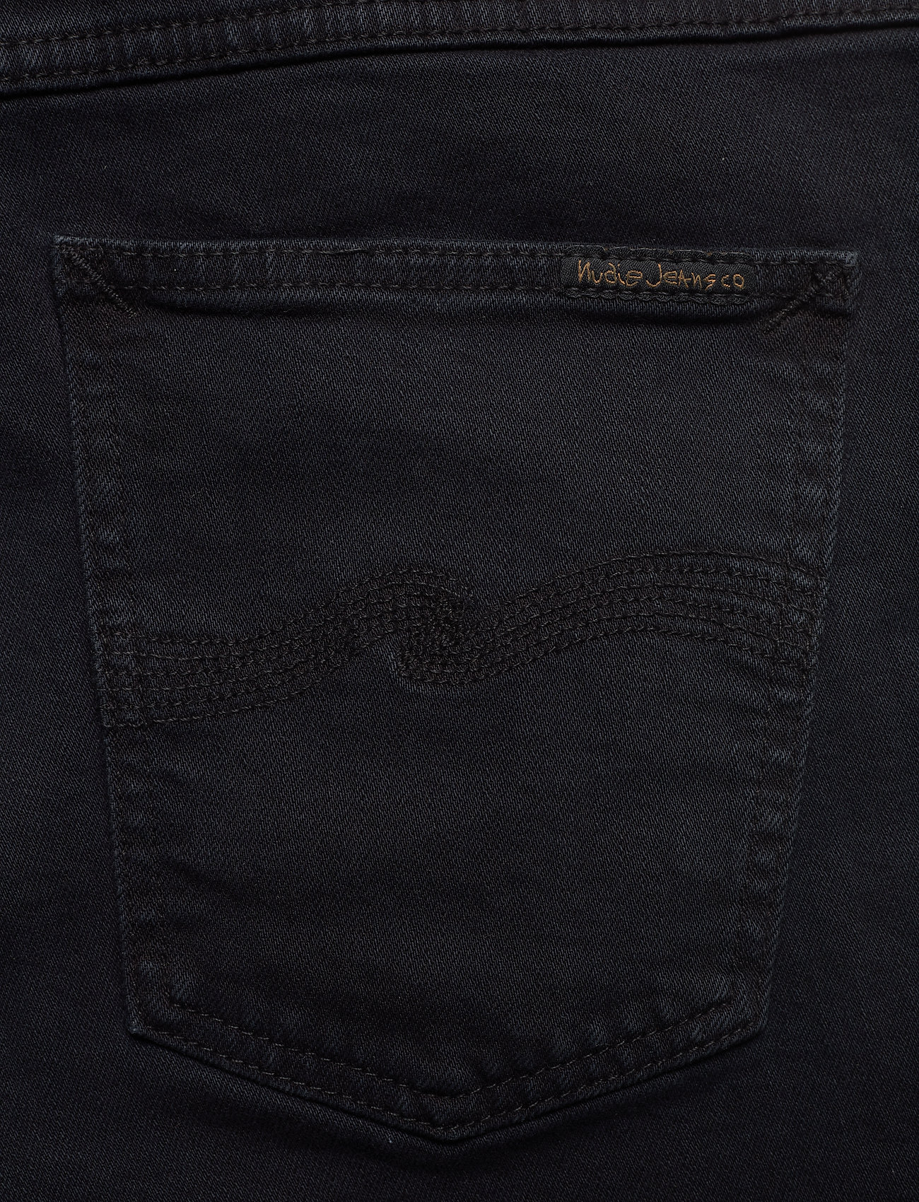 Nudie Jeans - Lean Dean - slim jeans - black skies - 4