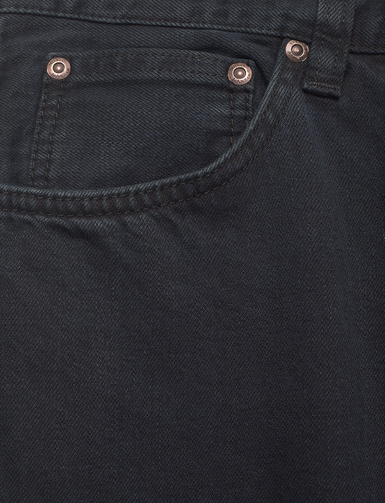 Nudie Jeans - Gritty Jackson - regular jeans - black forest - 2