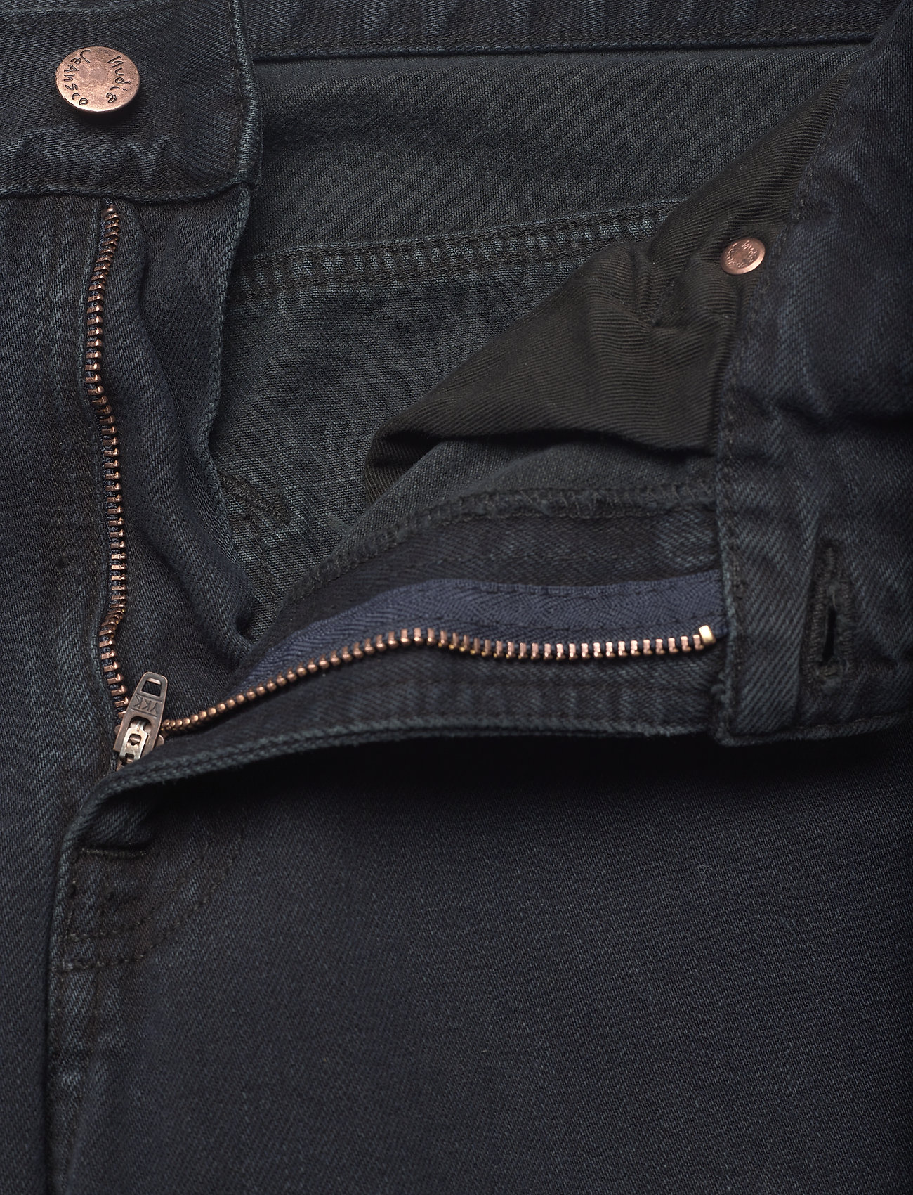 Nudie Jeans - Gritty Jackson - regular jeans - black forest - 3