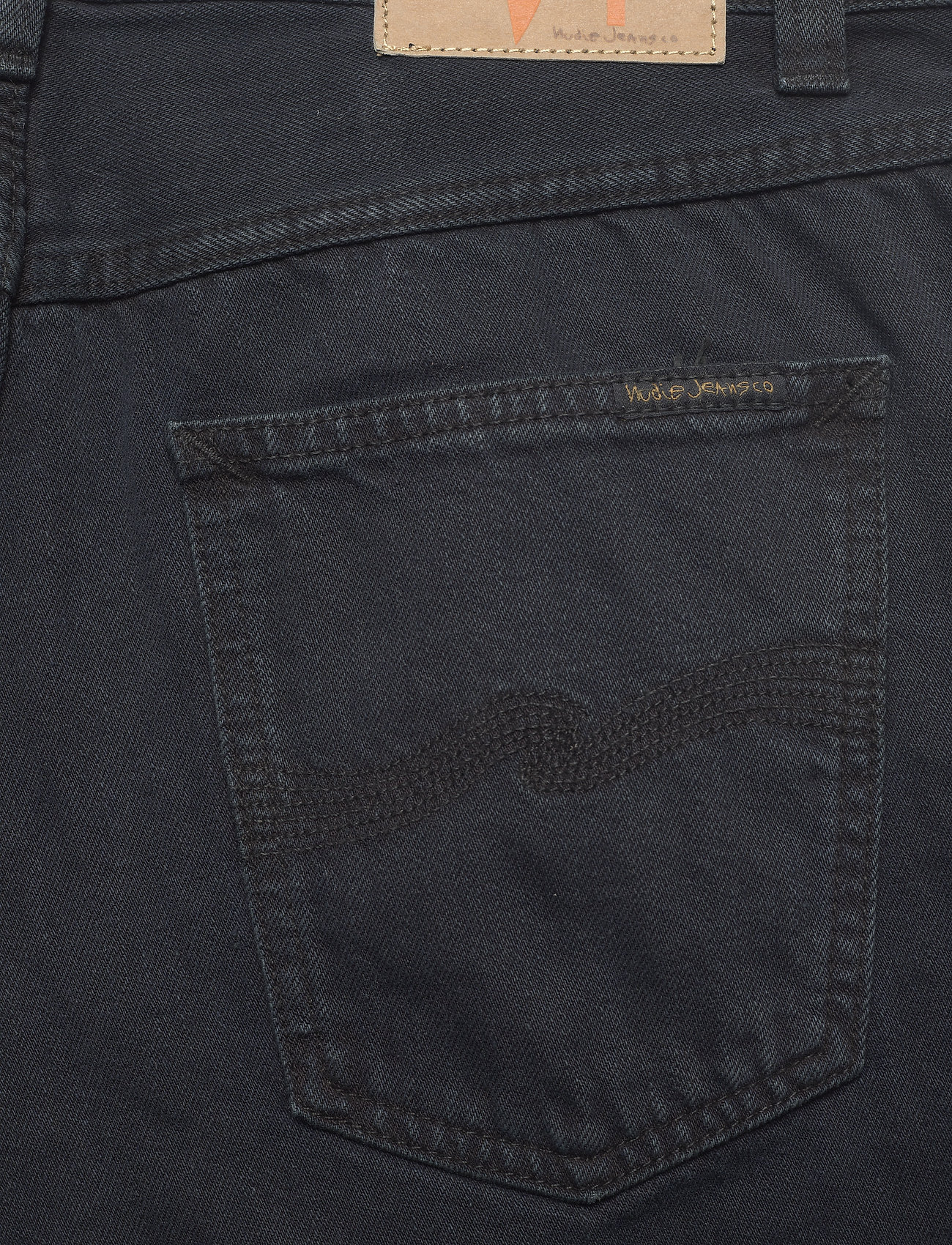 Nudie Jeans - Gritty Jackson - regular jeans - black forest - 4