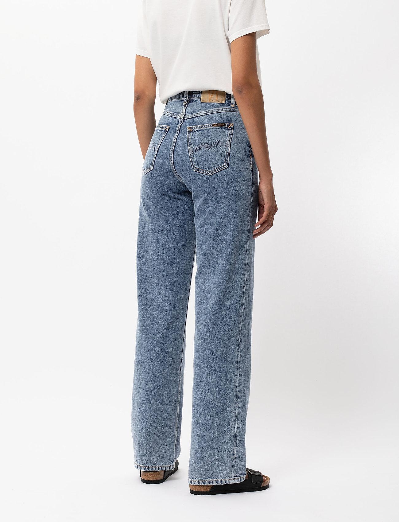 Nudie Jeans - Clean Eileen - straight regular - gentle fade - 3