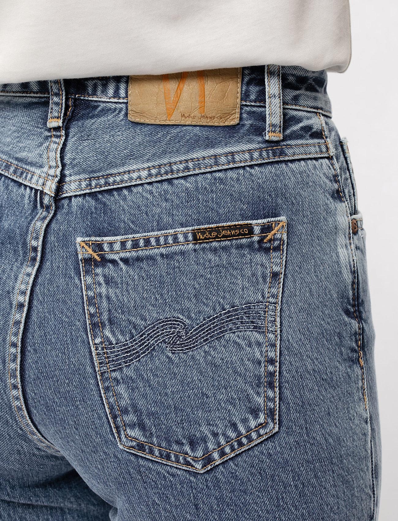Nudie Jeans - Clean Eileen - straight regular - gentle fade - 4
