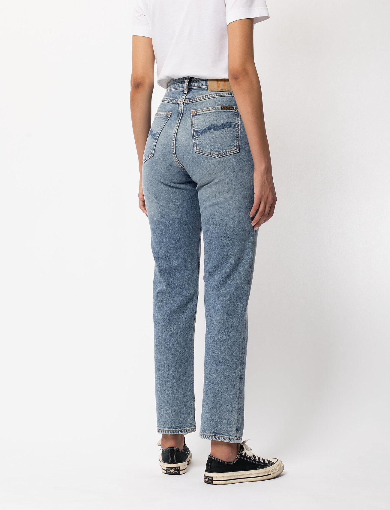 Nudie Jeans - Straight Sally - straight regular - loving twill - 3