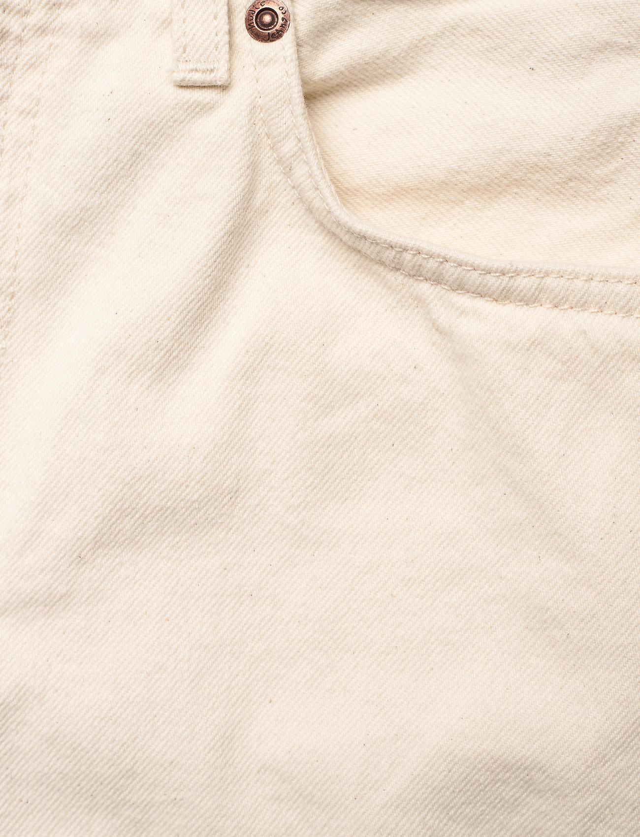 Nudie Jeans - Breezy Britt - straight regular - dusty white - 6