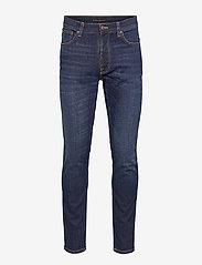Nudie Jeans - Lean Dean - slim jeans - dark deep worn - 1