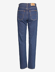Nudie Jeans - Breezy Britt - straight regular - dark stellar - 2