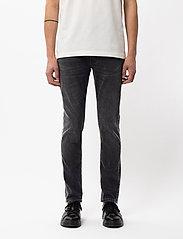 Nudie Jeans - Lean Dean - slim jeans - mono grey - 0