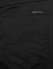 Nudie Jeans - Hightop Tilde - slim jeans - everblack - 4