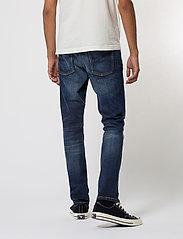Nudie Jeans - Lean Dean - slim jeans - dark deep worn - 3