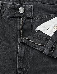 Nudie Jeans - Clean Eileen - straight regular - shimmering black - 4