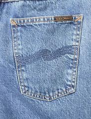 Nudie Jeans - Clean Eileen - straight regular - gentle fade - 7