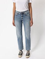Nudie Jeans - Straight Sally - straight regular - loving twill - 4