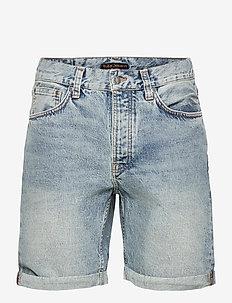 Josh Shorts - denim shorts - light depot