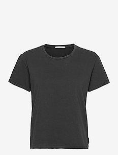 Lisa Tee - t-shirts - antracite