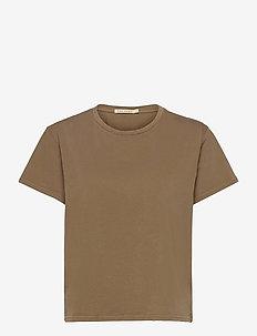 Lisa Tee - t-shirts - hazel