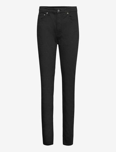 Hightop Tilde - skinny jeans - everblack