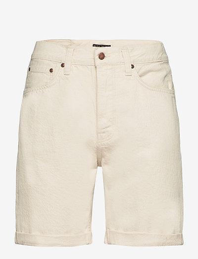 Josh Shorts - short en jean - dusty white