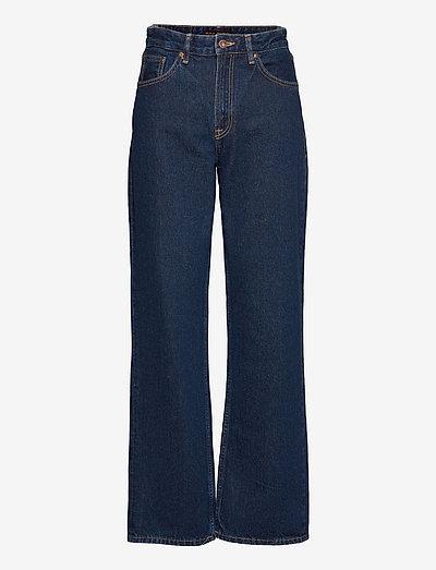 Clean Eileen - straight jeans - heavy rinse