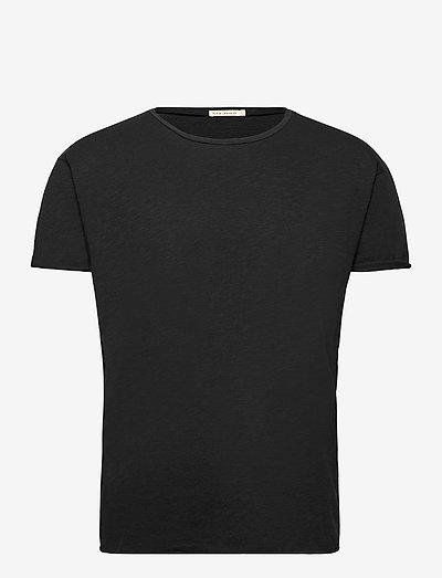 Roger Slub - t-shirts à manches courtes - black