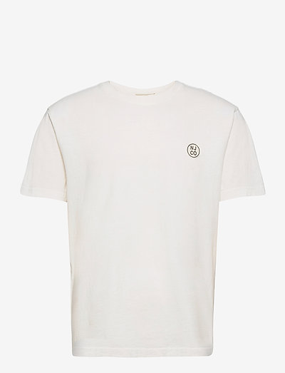 Uno NJCO Circle - podstawowe koszulki - chalk white