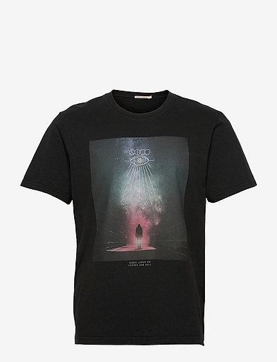 Roy Enter Infinity - t-shirts à manches courtes - black