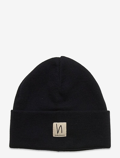 Falksson Beanie - czapki i kapelusze - navy