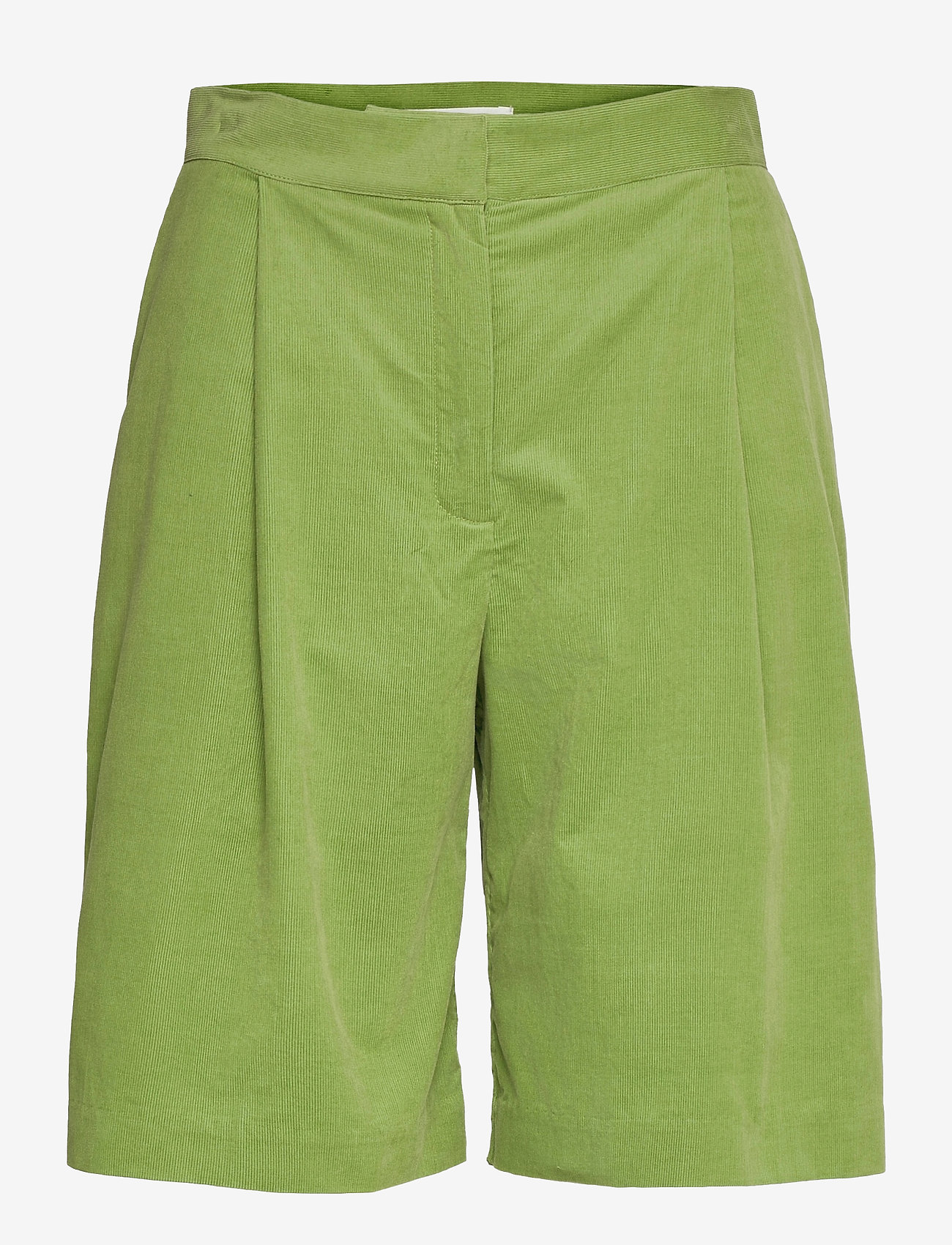 nué notes - Essy Shorts - bermudas - forrest green - 0