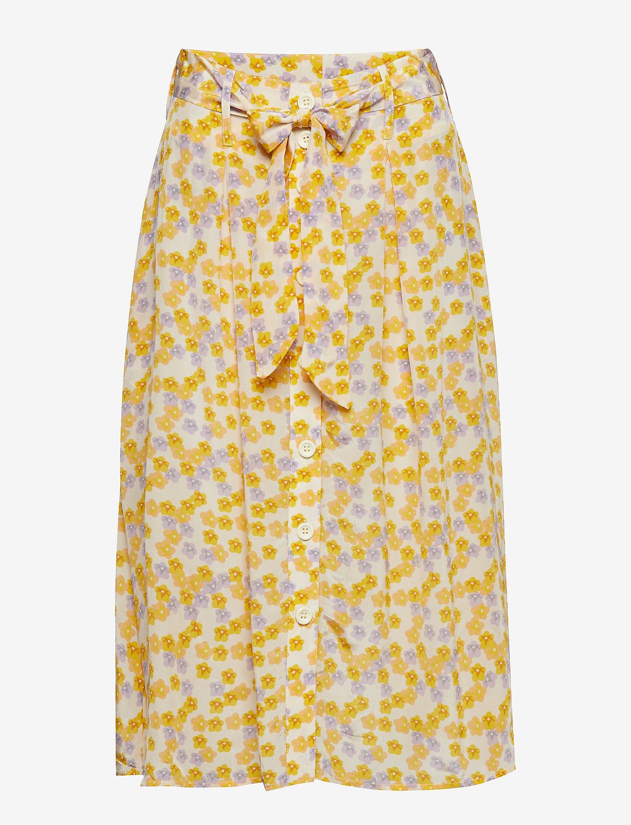 nué notes - Zurich Skirt - midi skirts - impala