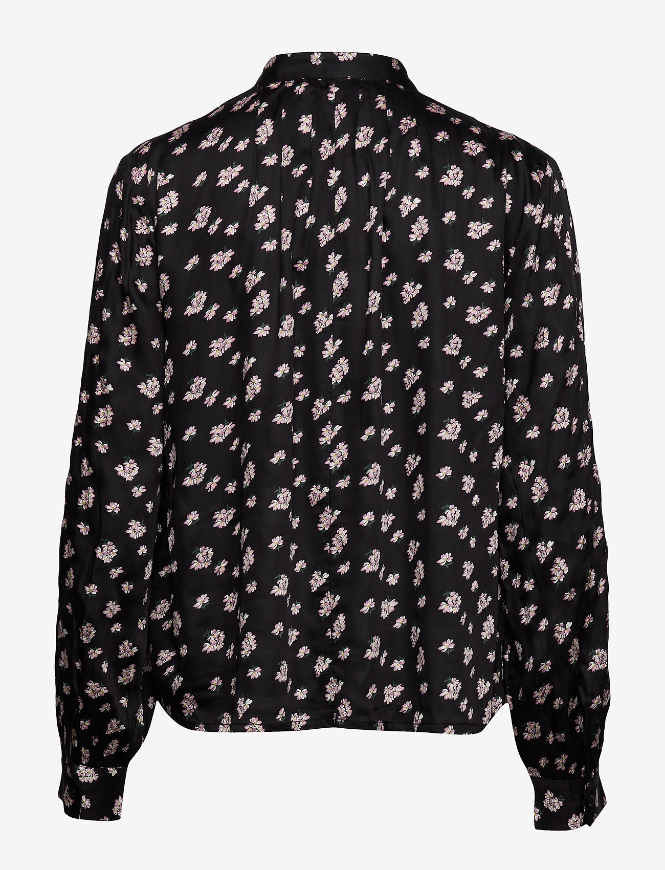 nué notes Aline Shirt - Bluzki & Koszule BLACK - Kobiety Odzież.