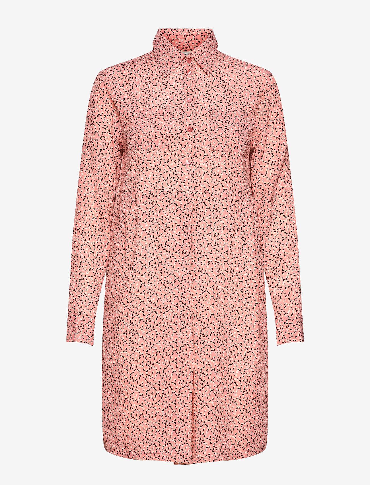 nué notes - Maia Dress - alledaagse jurken - coral blush - 0