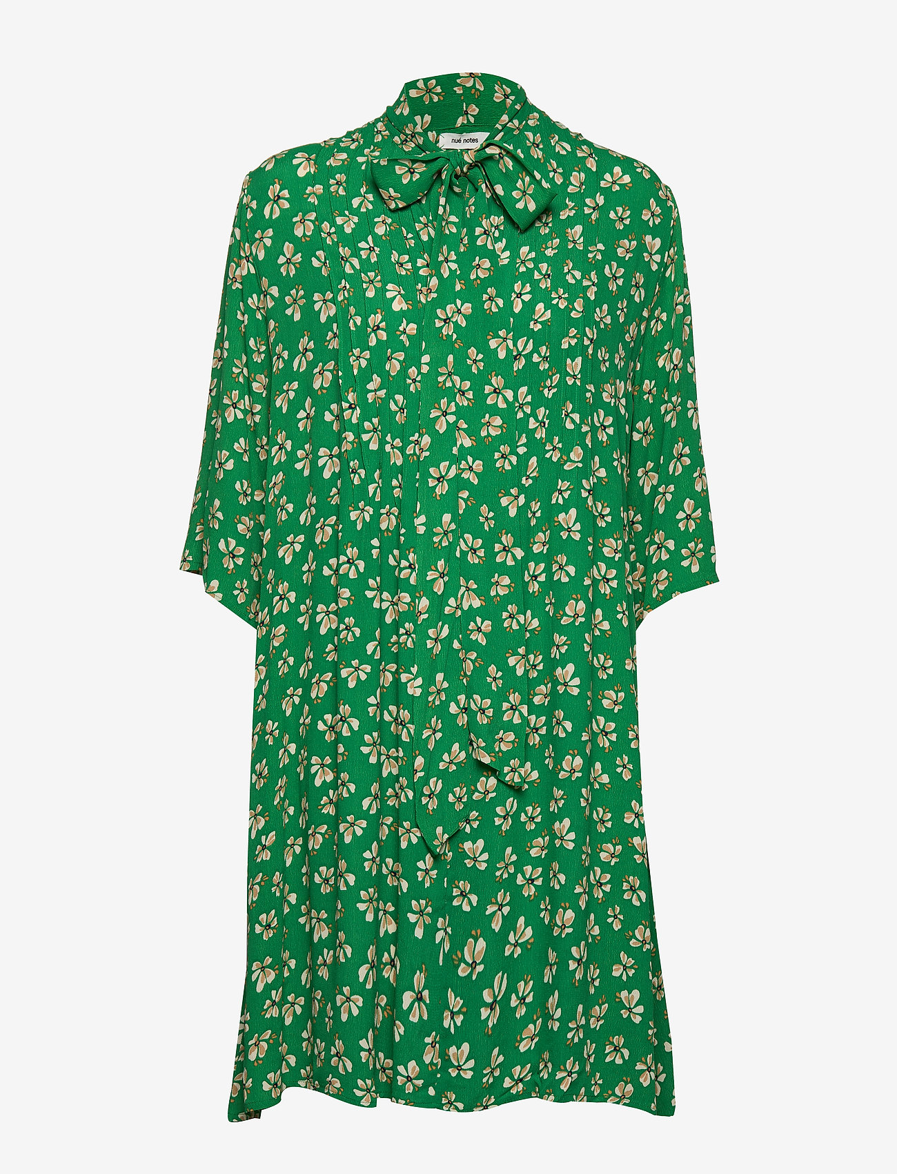 nué notes - Penny Dress - robes chemises - leprechaun green - 0
