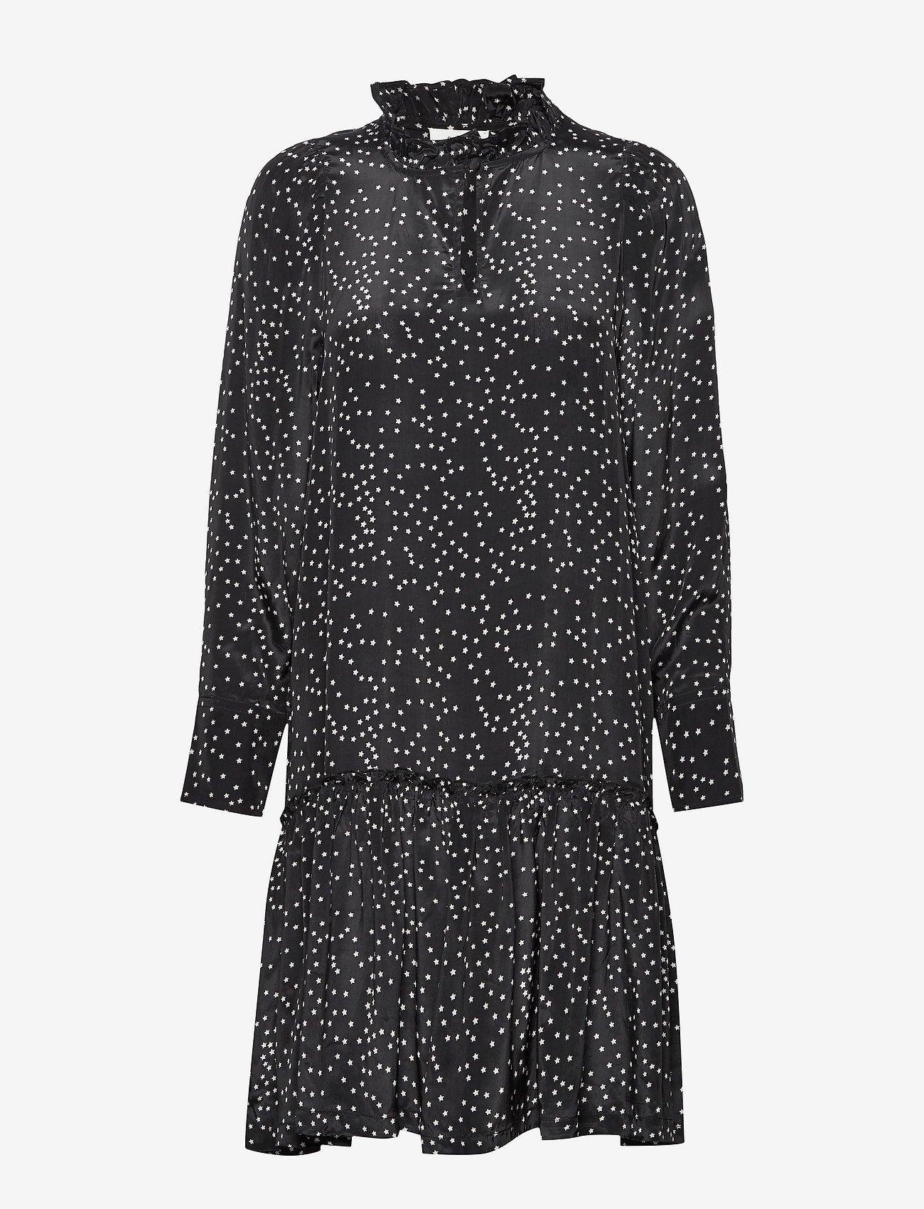 nué notes Piper Dress - Sukienki BLACK - Kobiety Odzież.