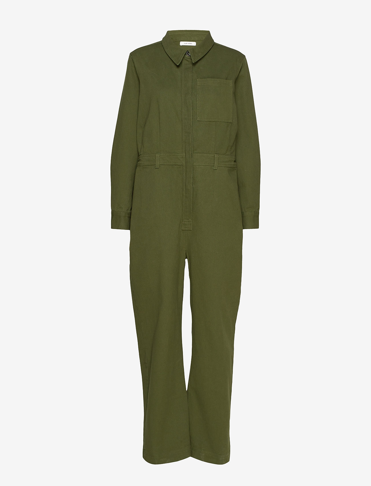 nué notes - Miller Jumpsuit - haalarit - army - 0