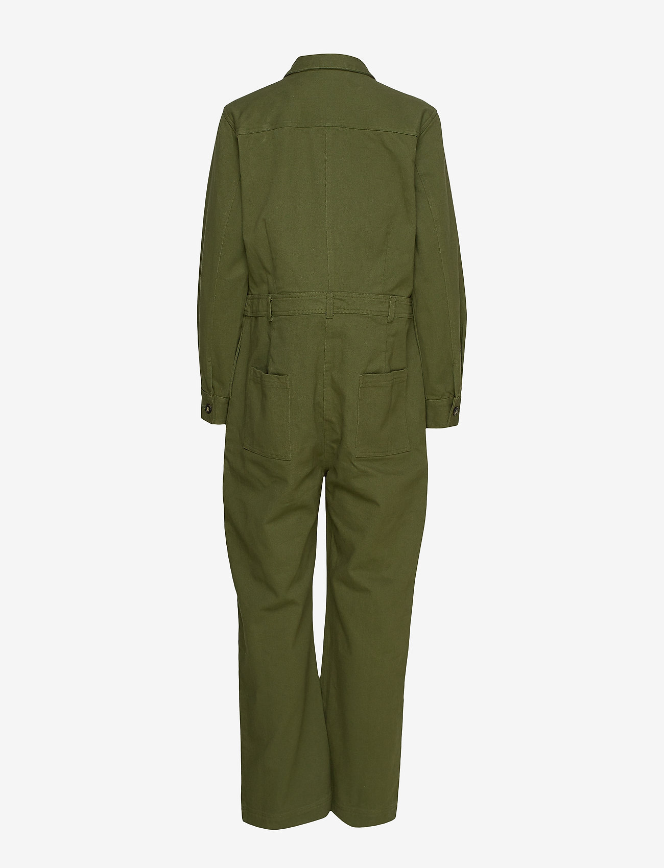 nué notes - Miller Jumpsuit - haalarit - army - 1