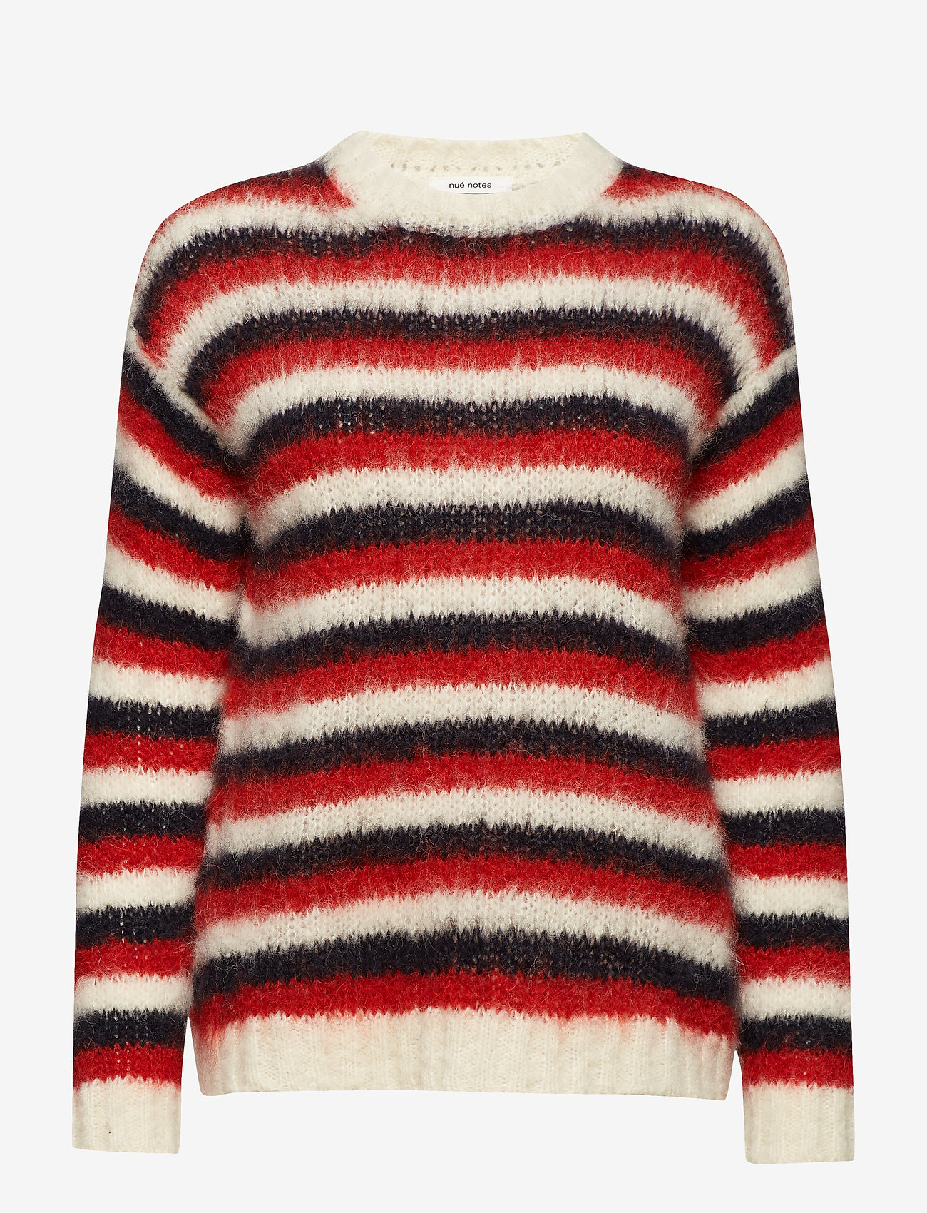 nué notes - KAYA PULLOVER - neulepuserot - racing red