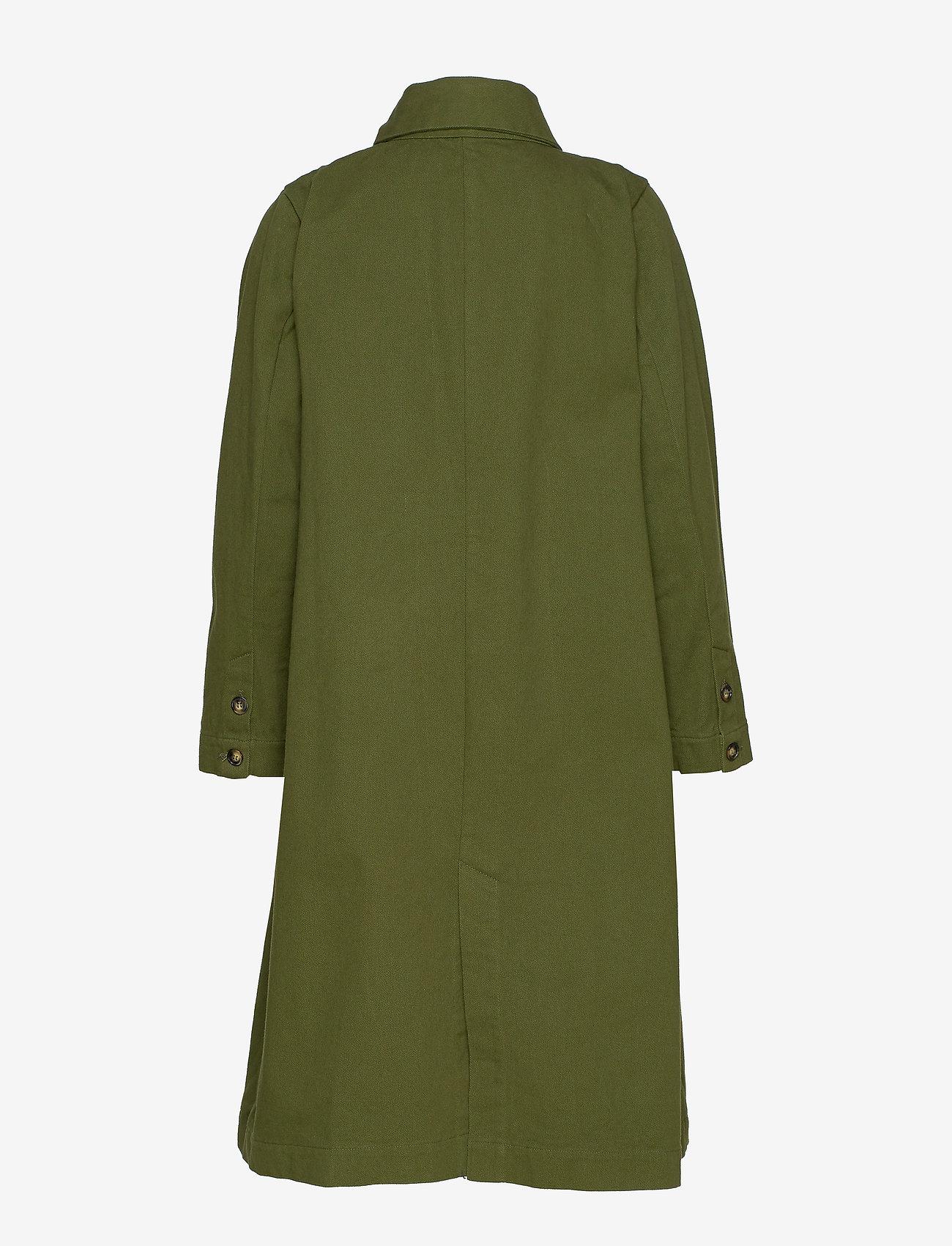 nué notes - Sissa Jacket - cienkie płaszcze - army - 1