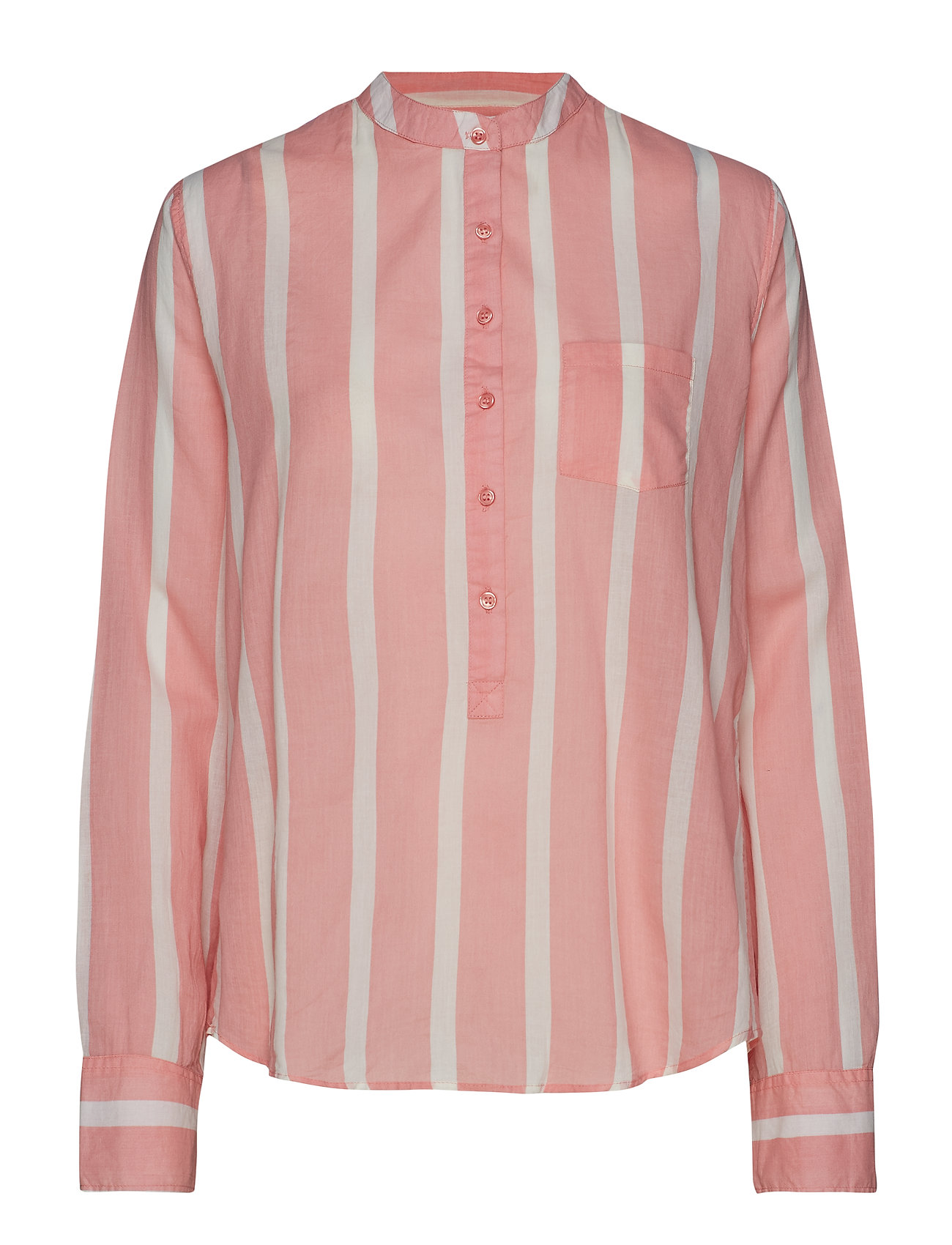 nué notes Bianca Shirt - CORAL BLUSH