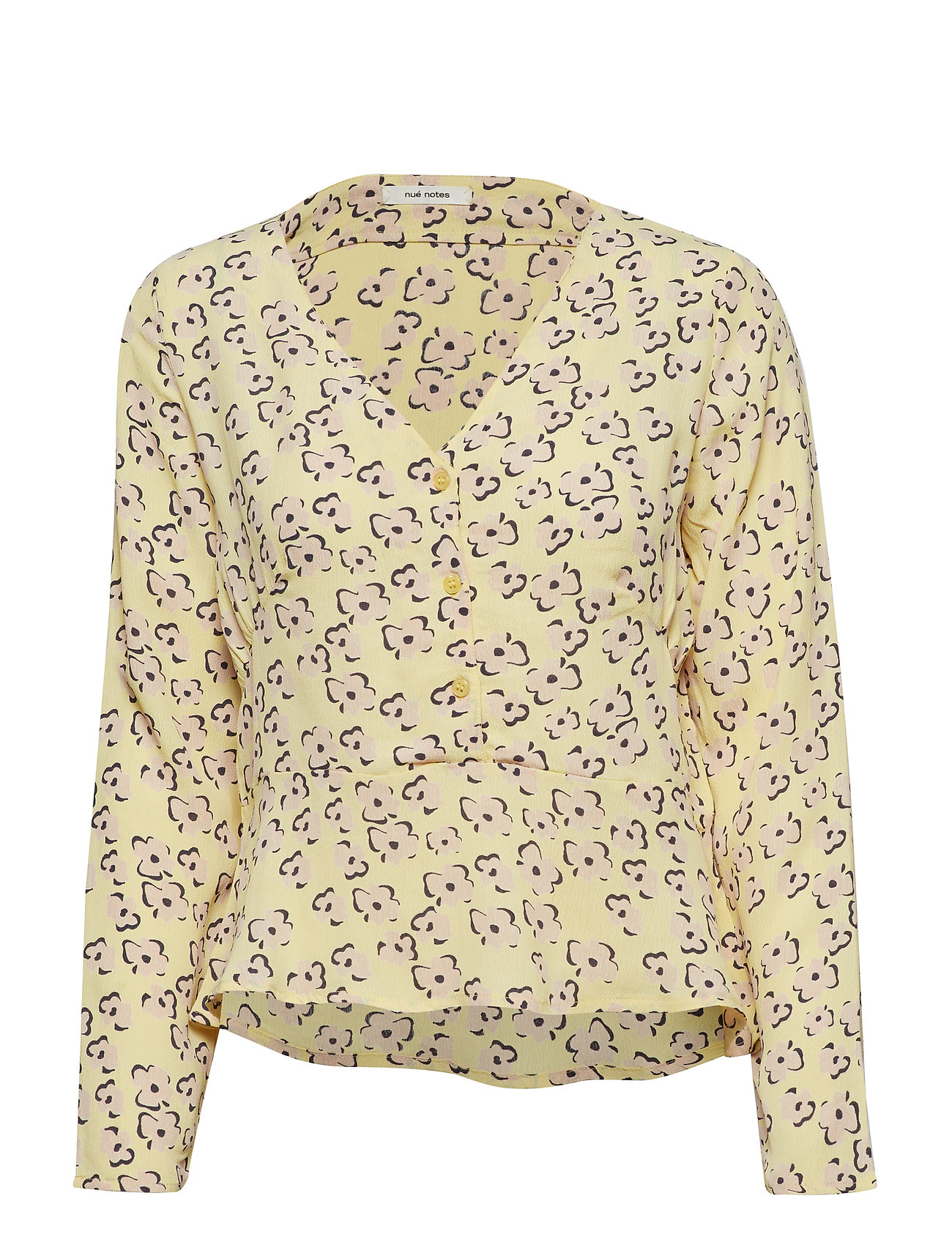 nué notes Jeanne Shirt - BANANA