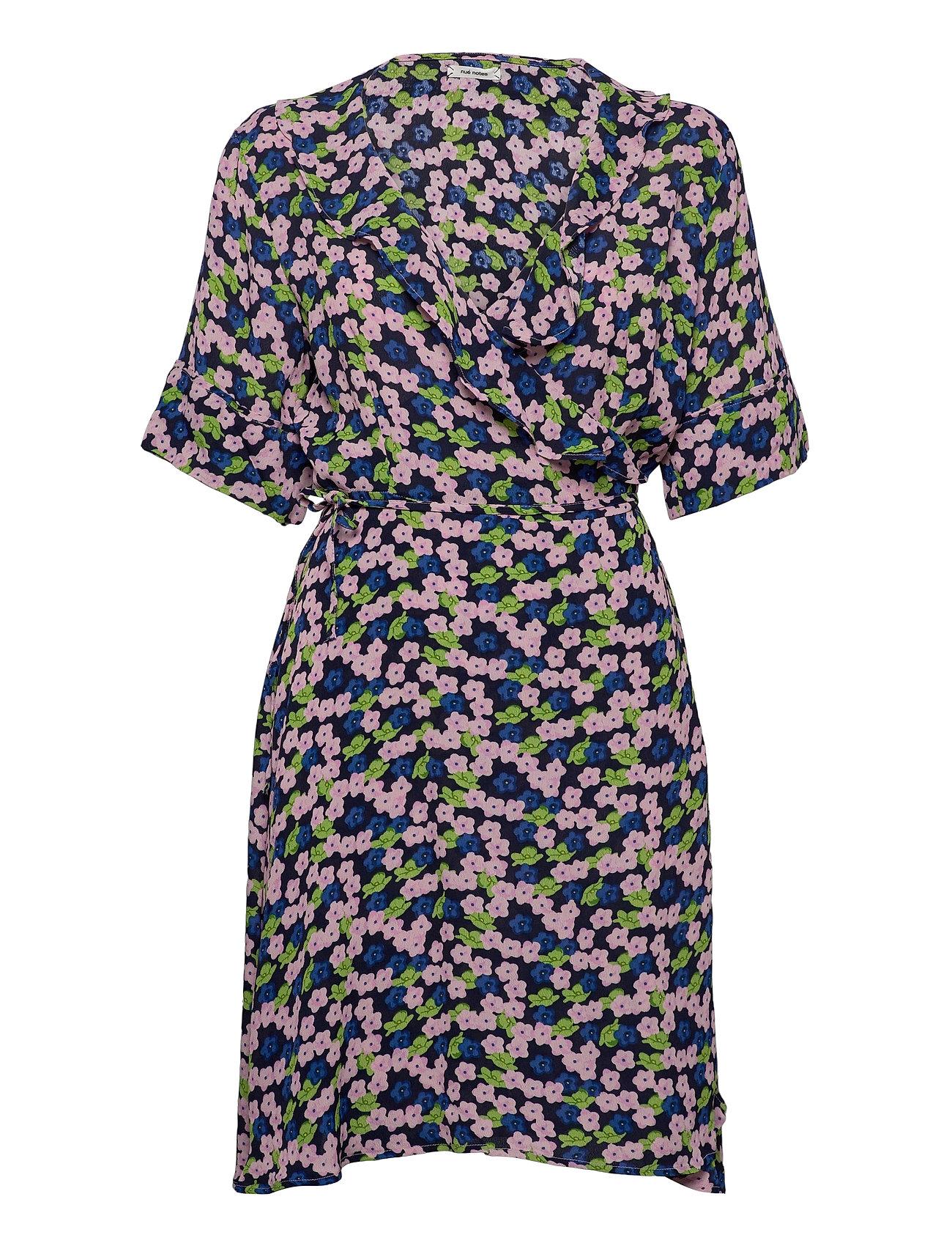 Image of Baraka Dress Dresses Wrap Dresses Multi/mønstret Nué Notes (3549460201)