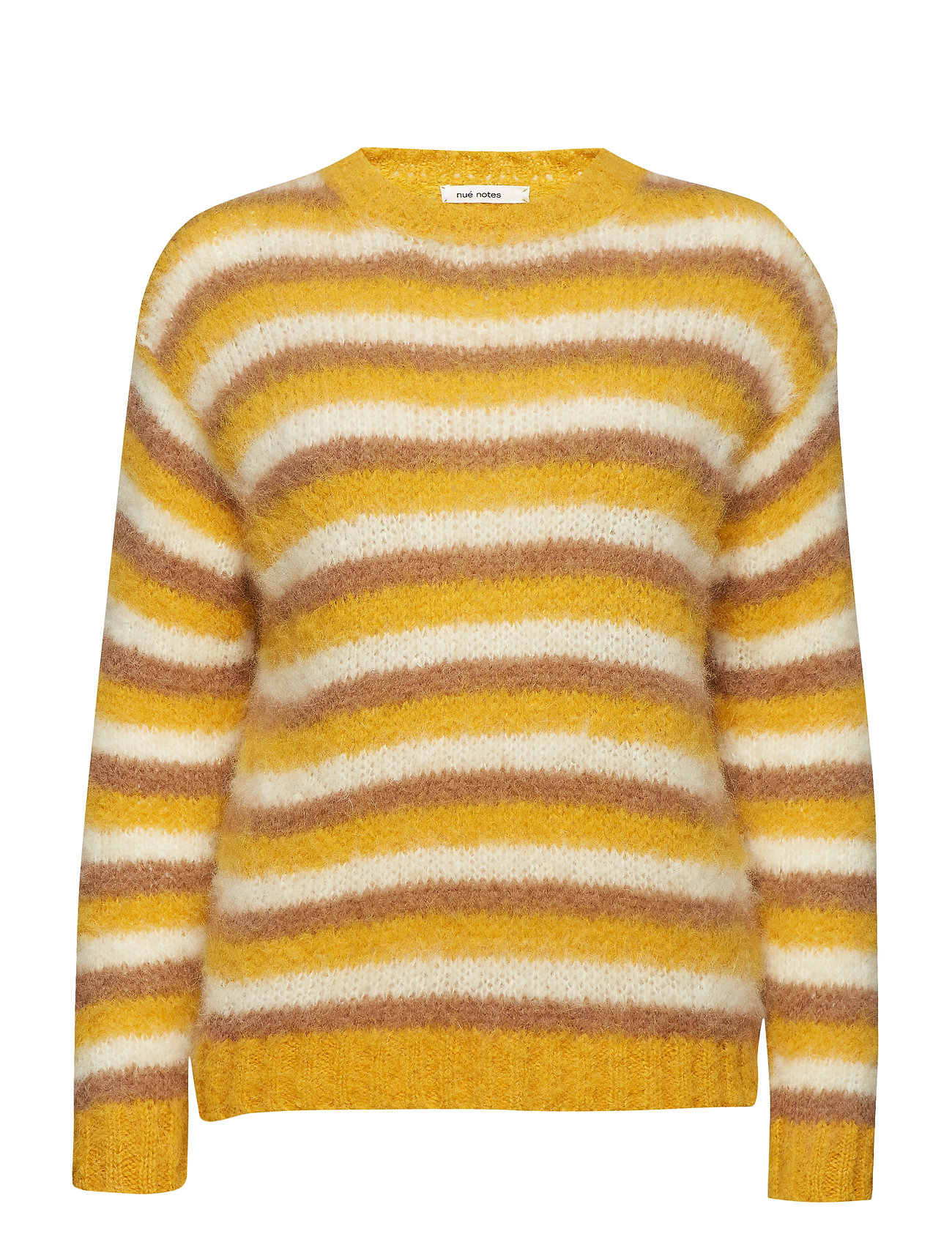 nué notes KAYA PULLOVER - BUFF YELLOW