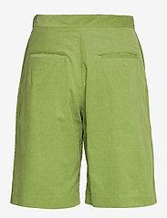 nué notes - Essy Shorts - bermudas - forrest green - 1
