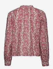 nué notes - Aline Shirt - chemises à manches longues - coral blush - 1