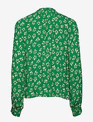 nué notes - Aline Shirt - blouses à manches longues - leprechaun green - 1