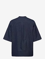 nué notes - Lilje Shirt - jeansblouses - denim blue - 1