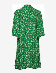 nué notes - Penny Dress - robes chemises - leprechaun green - 1