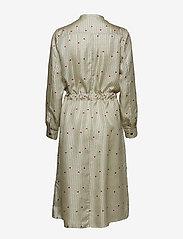 nué notes - Bea Dress - shirt dresses - cloud cream - 1