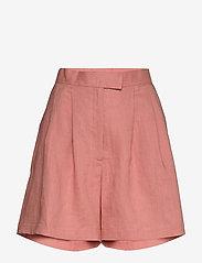 nué notes - Papaya Shorts - casual shorts - old rose - 0