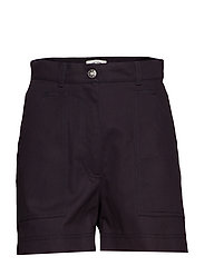Malpensa Shorts - BLACK
